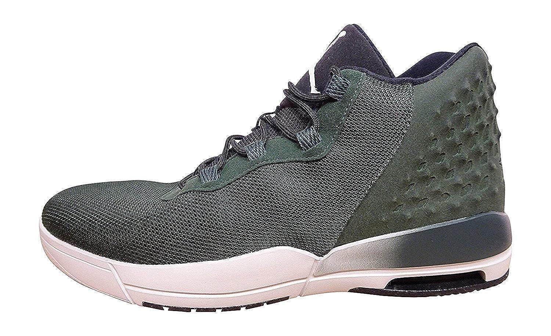 cultura lamentar Abundantemente  Nike Air Jordan Academy Mens Hi Top Trainers 844515 Sneakers Shoes (UK 9 US  10 EU 44, Grove Green Black Light Bone 300): Amazon.in: Shoes & Handbags