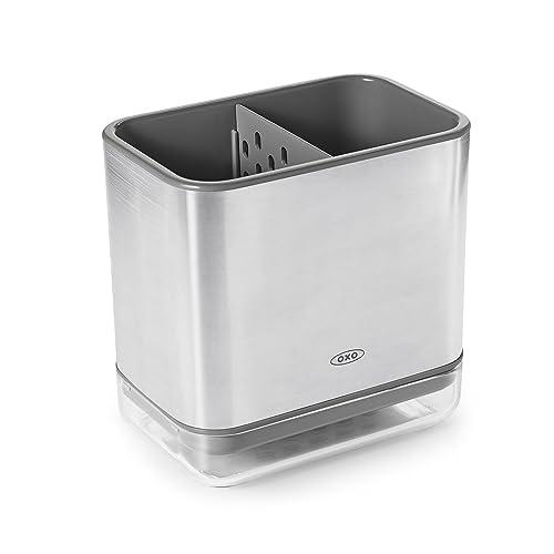 Soap Dispenser And Sponge Holder Amazon Com