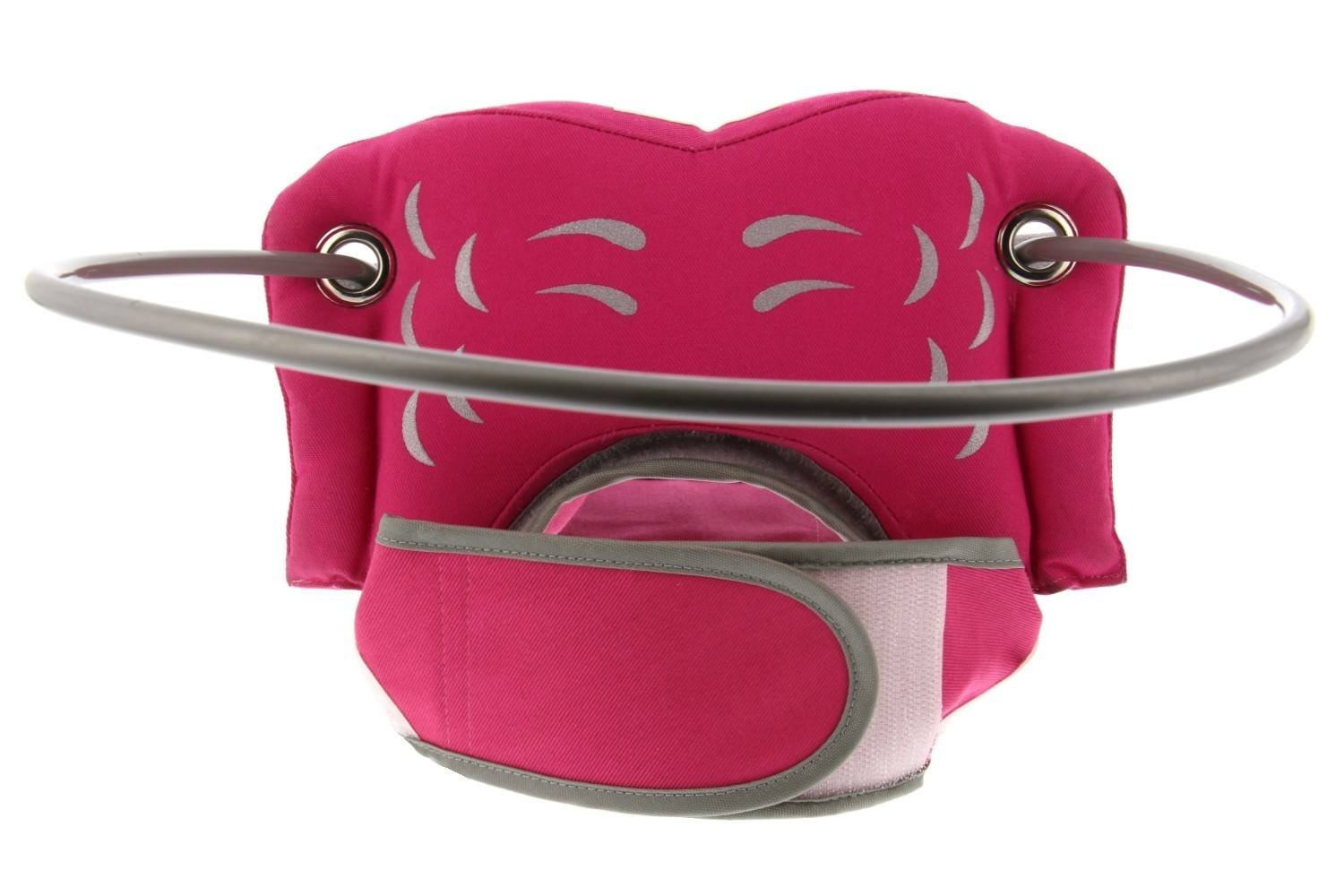 Pink Small Pink Small Muffin's Halo Blind Dog Harness Guide Device Help for Blind Dogs or Visually Impaired Pets to Avoid Accidents & Build Confidence Ideal Blind Dog Accessory to Navigate Surroundings Pink- Small