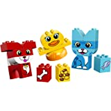 LEGO DUPLO My First My First Puzzle Pets 10858 Building Kit (18 Piece)