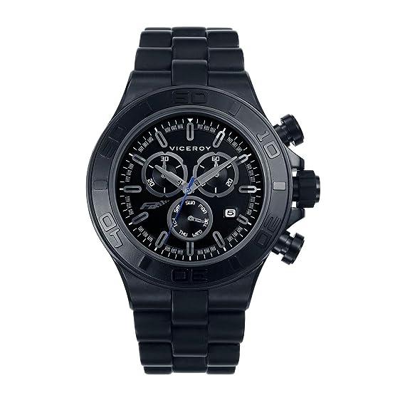 Reloj Viceroy Colección Fernando Alonso Caballero 47775-99: Amazon.es: Relojes