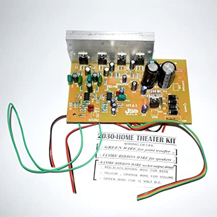 all in 1 appliances spare parts 4 1 home theatre pcb: amazon in: electronics