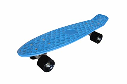48bc077084 Amazon.com   Standard Skate Penny Board (blue)   Sports   Outdoors