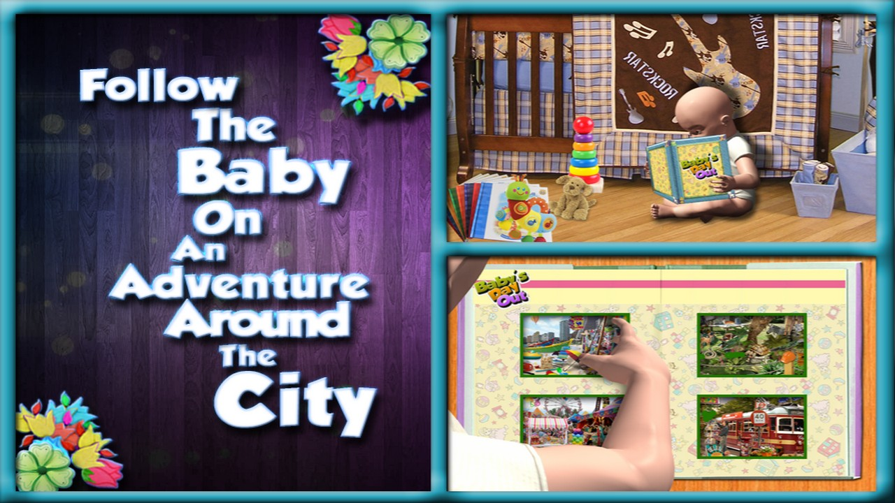 Baby's Day Out - Find Hidden Object Game [Download]