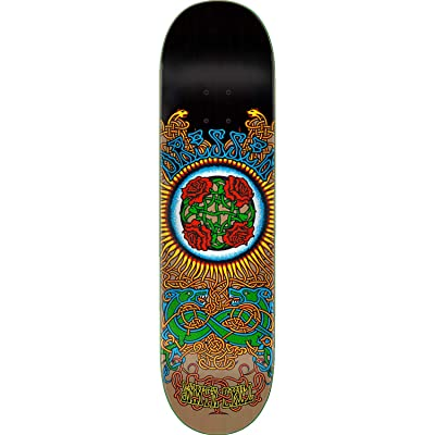 Santa Cruz Dressen Roses Grand Skateboard Deck -8.5 - Assembled AS Complete Skateboard : Sports & Outdoors