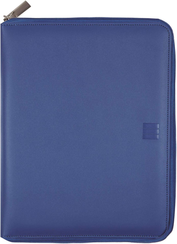 Finocam - Agenda Organizador 2020 1 día página Open Cremallera Pol Azul catalán, 1 Día Página, 1000-155x215 mm: Amazon.es: Oficina y papelería