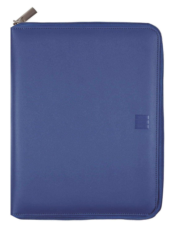 Finocam 500-117x181 mm Agenda Organizador 2020 1 d/ía p/ágina Open Cremallera Pol Azul espa/ñol 1 D/ía P/ágina
