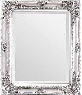 Vintage Style shabby chic Home Decor par Argent style baroque Rococo Select Mirrors Rhone Miroir 42 cm x 53 cm
