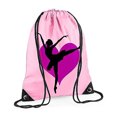 tigerlilyprints Bolsa de Ballet, Bolsa de natación para niñas, Bolsas de Baile, Bolsa de Deporte.