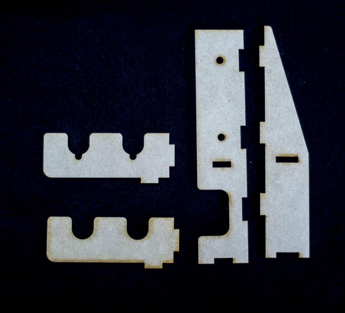 GameCraft Miniatures Airbrush Holder Double