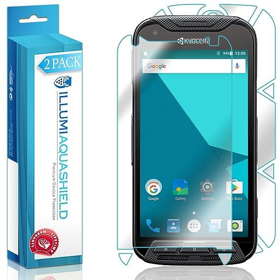 Amazon com: Kyocera Duraforce Pro Screen Protector + Back