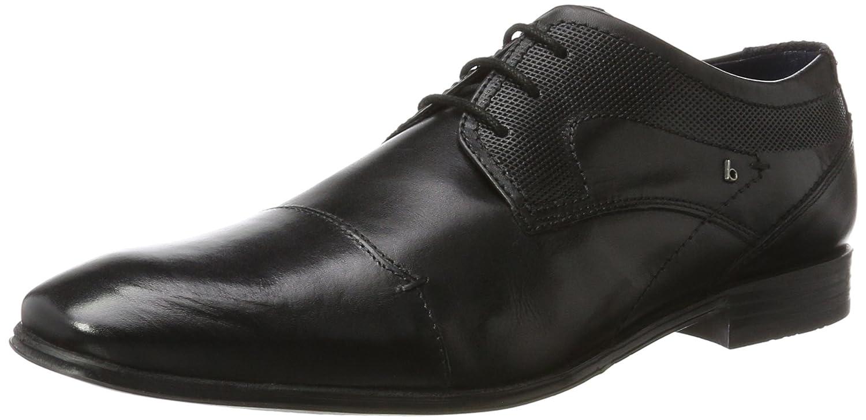 Bugatti 312101121000, Zapatos de Cordones Derby para Hombre