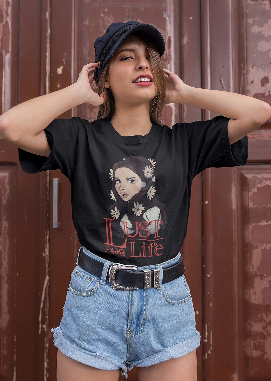 00c7a7865 Lana-Del-Rey Lust-For-Life Vintage Big-Fans Vintage Pop-Rock-Singer-Music  Customized Handmade T-shirt/Hoodie/Sweater/Long Sleeve/Tank Top/Premium T- shirt