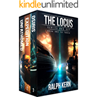 The Locus: Books One To Three