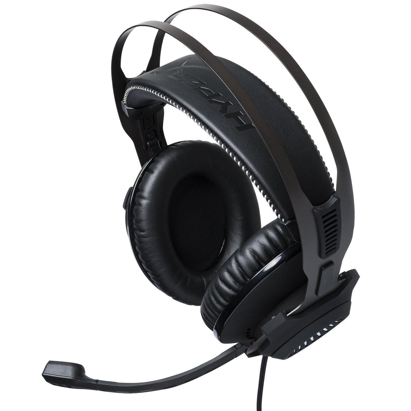 HyperX HX-HSCRS-GM Em Cuffie da Gioco  Amazon.it  Informatica 940a2766aa5d