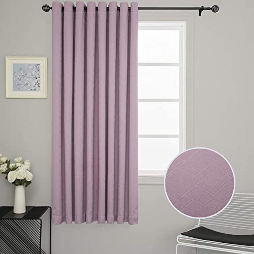 SimplyEasy Extra Wide Blackout Curtain