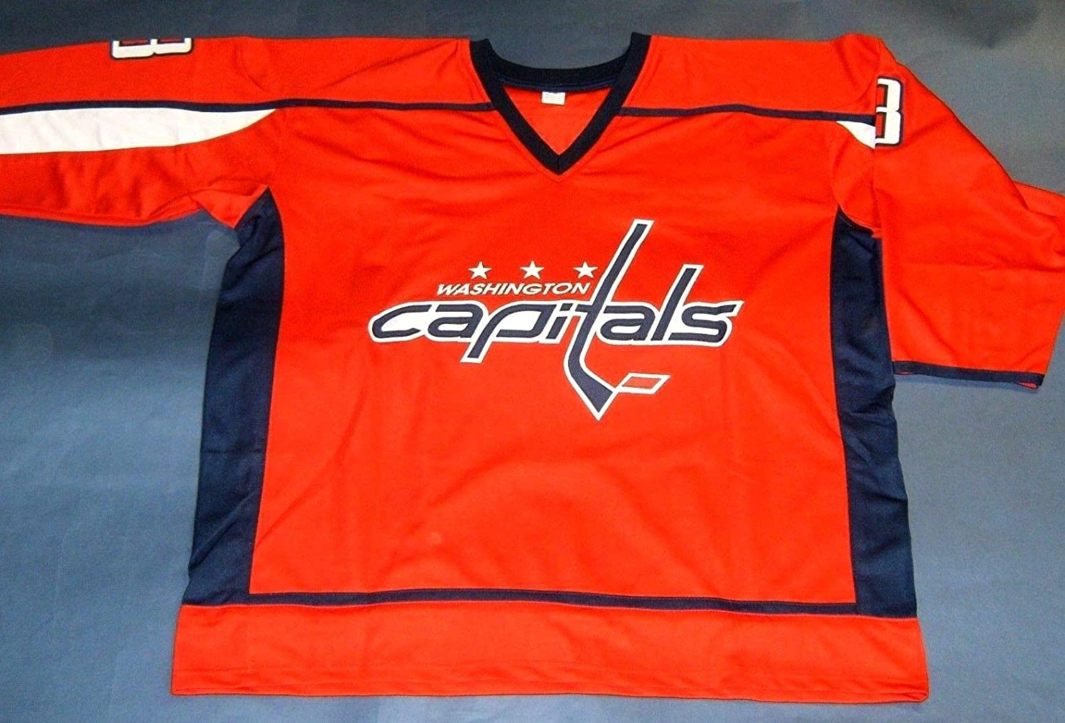 timeless design f348f 276d5 Alex Ovechkin Autographed Signed Washington Capitals Jersey ...