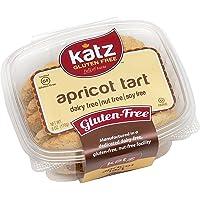 Katz Gluten Free Apricot Tarts | Dairy Free, Nut Free, Soy Free, Gluten Free | Kosher (3 Packs, 6 Ounce Each)