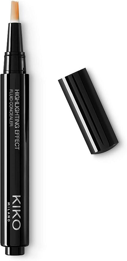 Kiko Milano 01 - Corrector de líquido para resaltar el efecto: Amazon.es: Belleza
