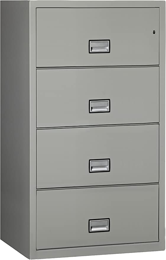 Keystone Phoenix Lateral 31 Inch 4 Drawer Impact Fireproof