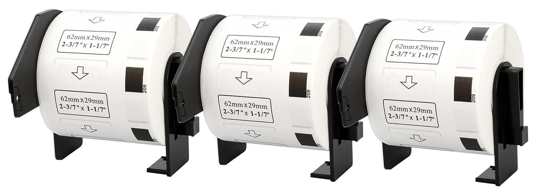 10x DK-11201 29 x 90 mm Adressetiketten (400 Stück Rolle) kompatibel für Brother P-Touch QL-1050 QL-1060N QL-1110NWB QL-1100 QL-500 QL-500BW QL-570 QL-580 QL-700 QL-710W QL-800 QL-810W QL-820NWB B074RSHFM5 | Online Store