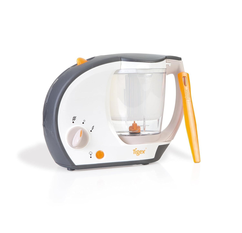 Tigex Collexion 700752 – Küchenmaschine Schüssel mit Reguläre für Reis - Orange