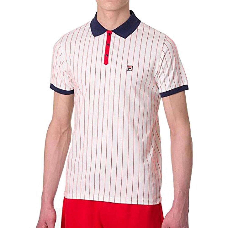 Fila USA FILA Mens BB1 Polo Shirts /& Cooling Towel Bundle