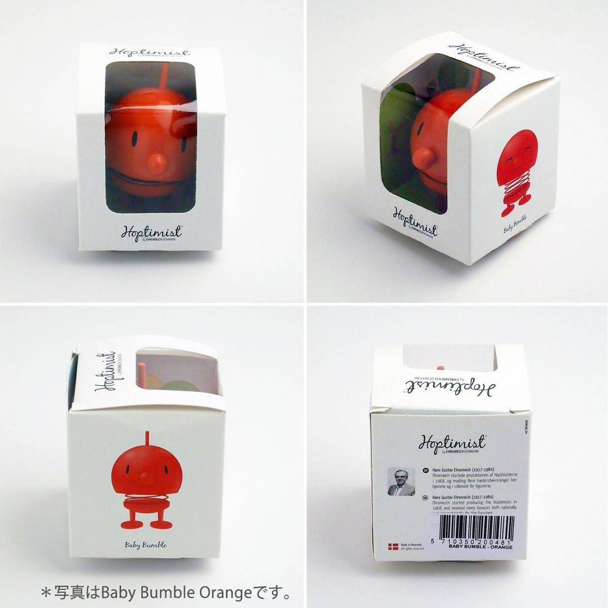 BABY BIMBLE Hoptimist Petit Mod/èle Figurine HOPTIMIST Orange