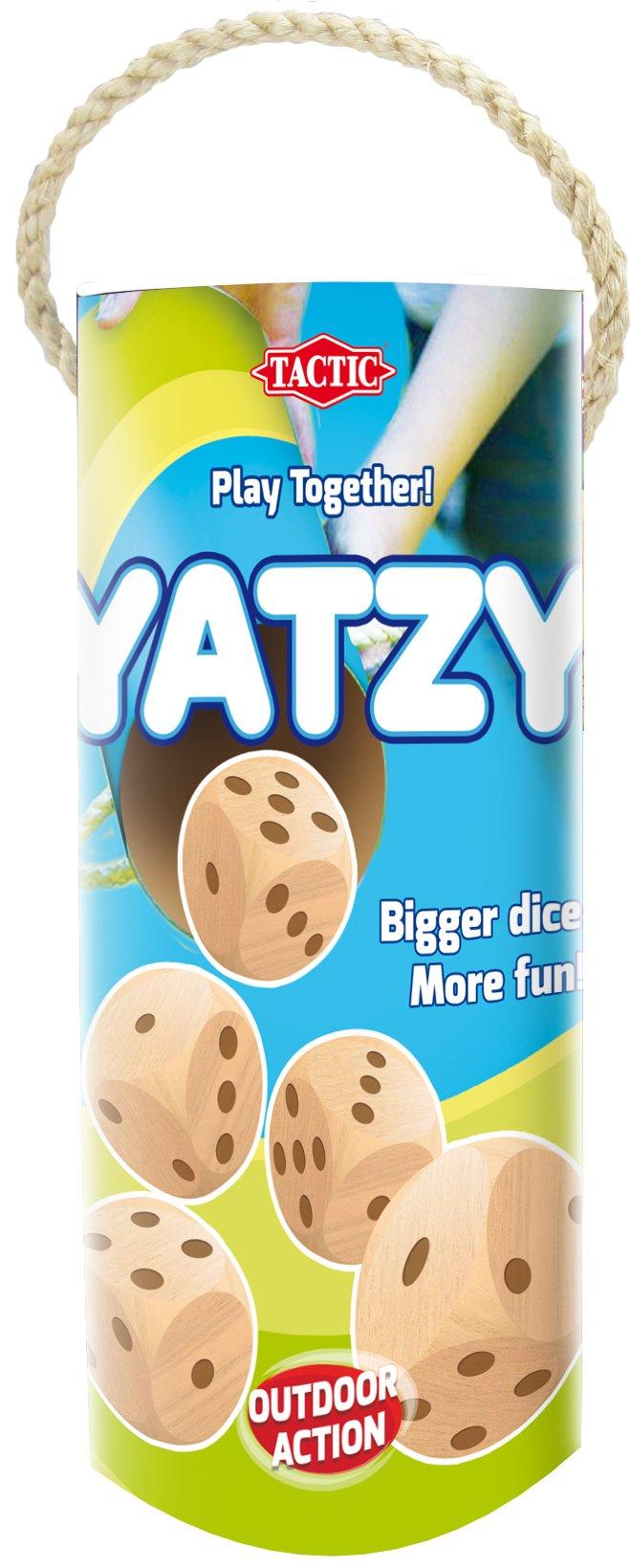 Tactic Garden Yatzy