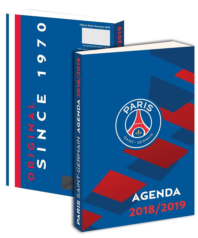 Agenda PSG - Rentrée scolaire 2018 2019 - Collection officielle PARIS Saint GERMAIN
