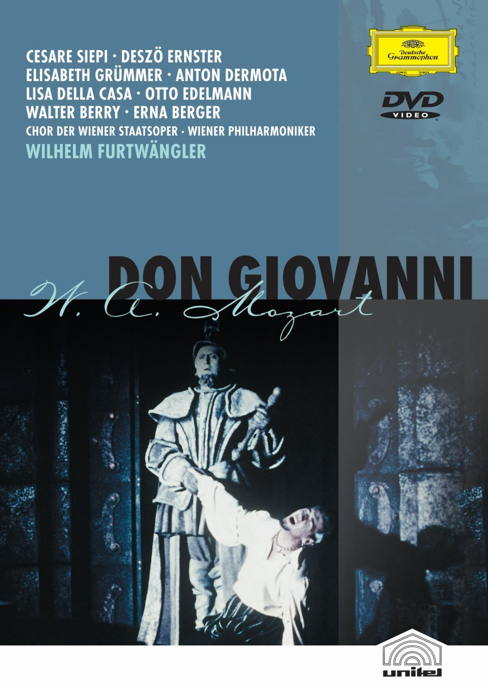 Amazon.com: Mozart - Don Giovanni / Furtwangler: Wilhelm Furtwängler ...
