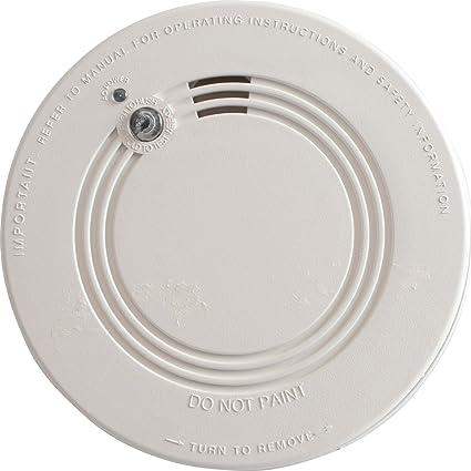 Advanced Kidde K2C conectado a la corriente eléctrica Profesional detector de humo óptico 240 V [