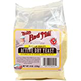 Bob's Red Mill Active Dry Yeast, 8 Ounce Packages (Pack of 8)