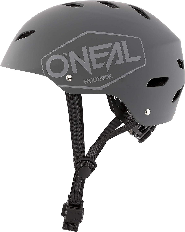 ONEAL Dirt LID Youth Helmet Plain Gray L 51-52 cm