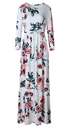 Review LiMiCao Women's Stretchy Floral