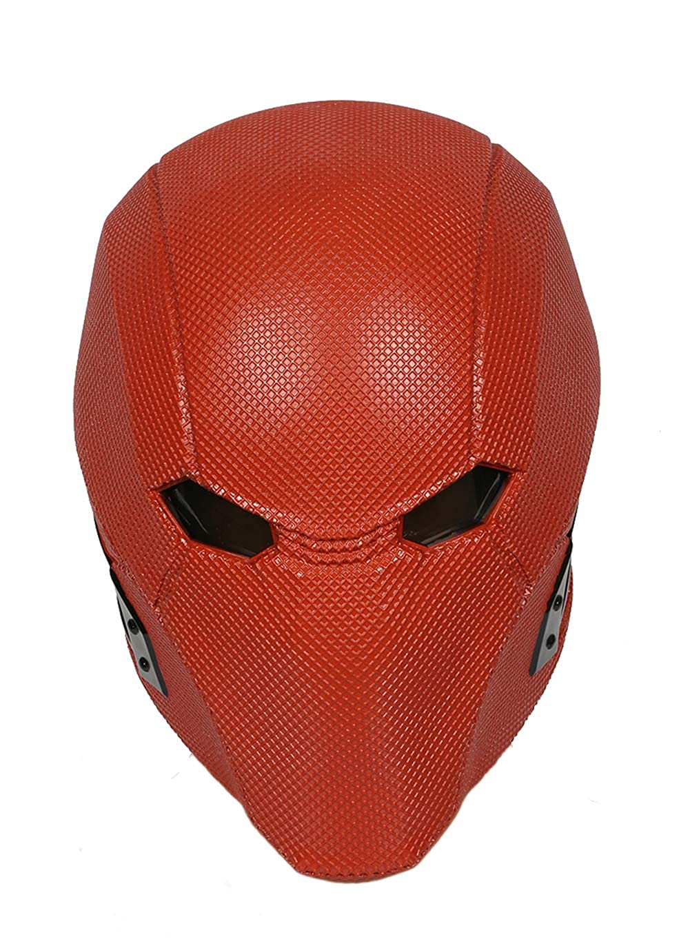 Xcoser Red Hood Mask Deluxe Helmet Full Head Adult Halloween Cosplay Costume Accessory Prop xcoser®