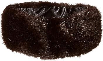 98e725b0a9d Orchid Row Women s Fashion Faux Fur Headband