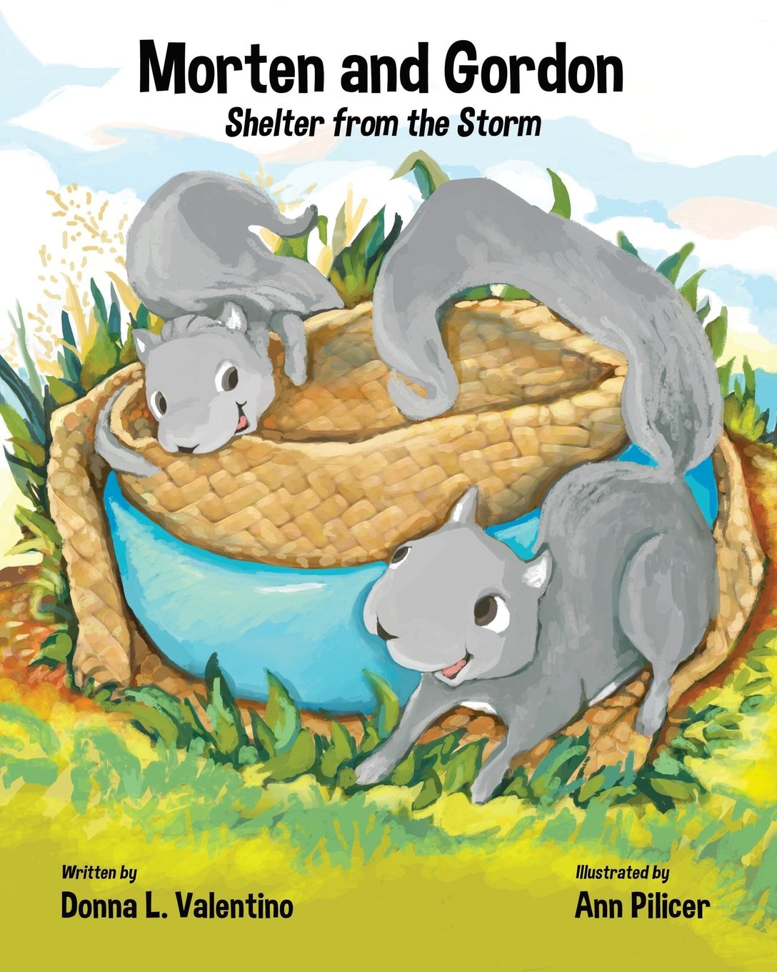 Morten and Gordon: Shelter from the Storm pdf epub