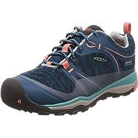 KEEN Unisex Terradora Low WP Hiking Shoe, Boysenberry/RED Violet