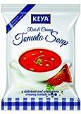 Keya Instant Soup, Creamy Tomato, 60g (Four Serve)