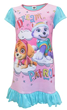 4330132bde Amazon.com: Paw Patrol Girls Nightie Nightdress 2-3 Years: Clothing