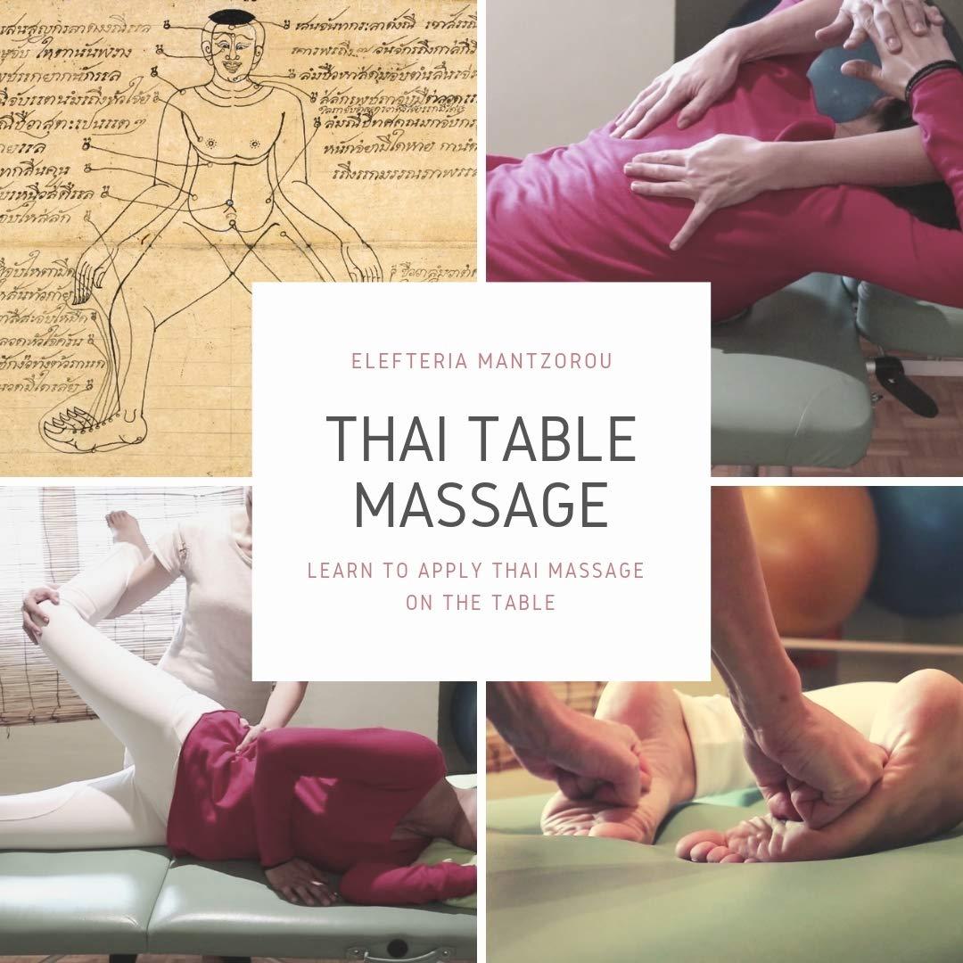 Amazon com: Thai Table Massage: Elefteria Mantzorou: Movies & TV