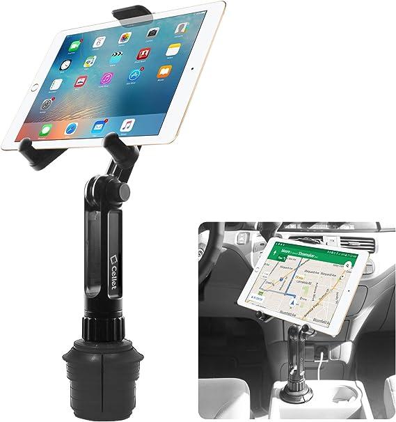 Diret Car Steering Wheel Tray Table Laptop Stand Work Desk Drink Holder Clip Mou
