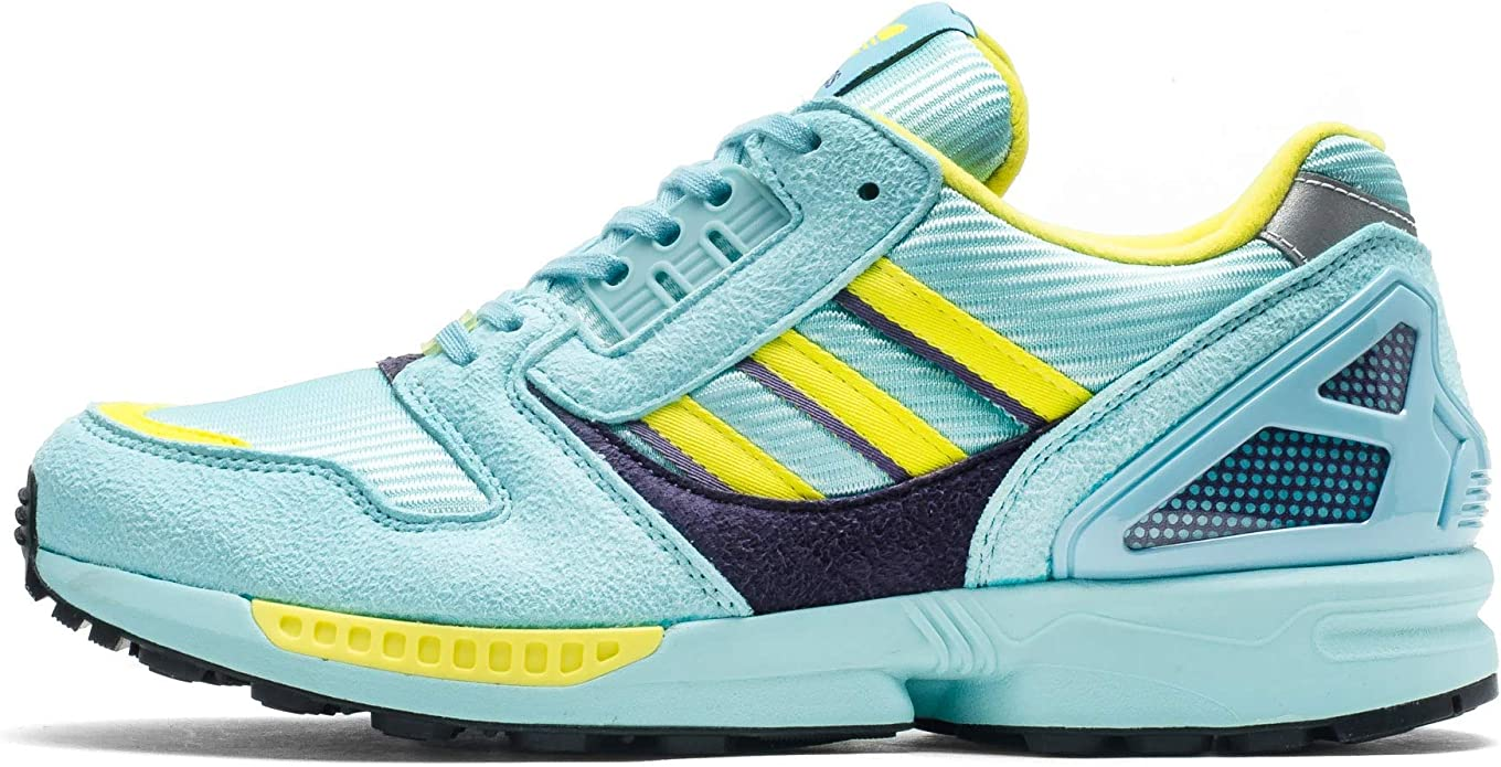 persona Bienes Polvoriento  Amazon.com | adidas Mens Zx 8000 Lace Up Sneakers Shoes Casual - Blue |  Fashion Sneakers