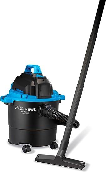 Aquavac 58120203 Boxter 15 P - Aspirador (1100 W), color negro y azul: Amazon.es: Bricolaje y herramientas