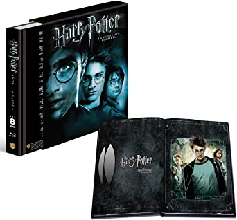 Pack Harry Potter Bluray [Blu-ray]: Amazon.es: Alan Rickman ...