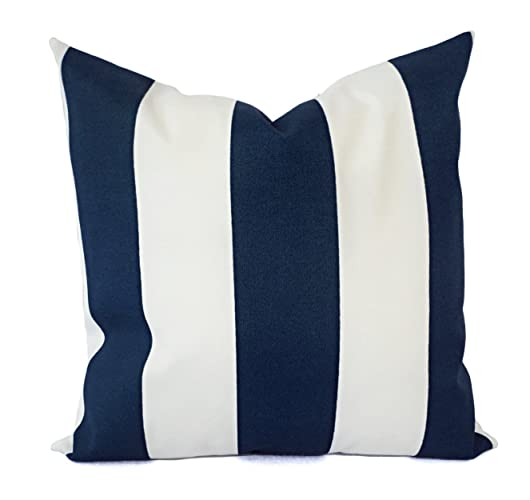 Amazon Outdoor Pillow Cover Navy Pillow Shams Blue Pillow Stunning Decorative Outdoor Pillows On Sale