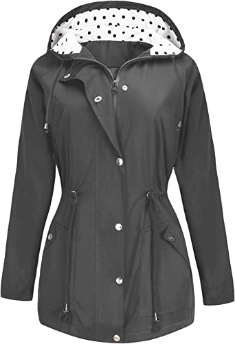 Amazon coupon code for Rain Coats for Women Lightweight Rain Jacket