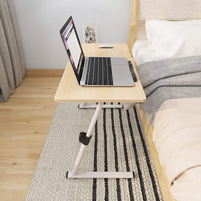 Mesa de escritorio ajustable para ordenador port/átil de 31,5 pulgadas SogesHome