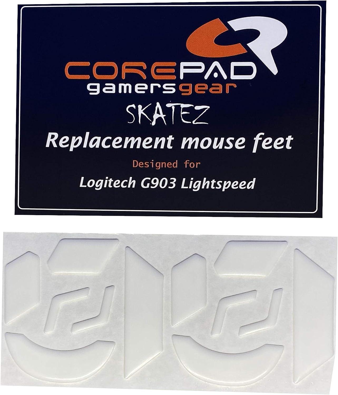 Corepad Skatez Pro 119 Ersatz Mausfüße Replacement Elektronik